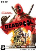 Deadpool [PC-DVD]