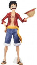 Фигурка One Piece: Monkey D. Luffy Grandista Nero (28 см)