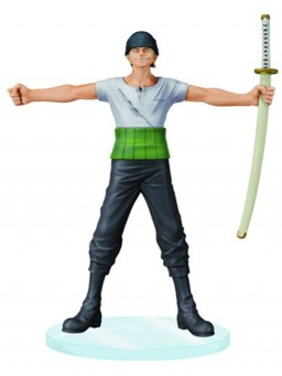 Фигурка One Piece Roronoa Zoro Dramatic Showcase (16 см)