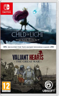 Комплект Child of Light. Ultimate Edition + Valiant Hearts. The Great War [Switch]