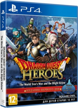 Dragon Quest Heroes: The World Tree's Woe and the Blight Below [PS4]