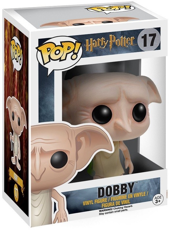 Фигурка Funko POP: Harry Potter 2 Dobby (9,5 см)
