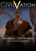 Sid Meier's Civilization and Scenario Pack. Denmark – The Vikings. Дополнение
