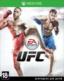 EA Sports UFC [Xbox One] – Trade-in | Б/У