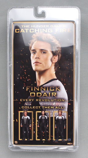 Фигурка The Hunger Games: Catching Fire Series 1 Finnick (18 см)
