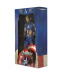 Фигурка Avengers. Captain America (Battle Damaged) (46 см)