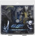 Набор Aliens Vs Predator: Battle Damaged Celtic Predator Vs Battle Damaged Grid Alien 2 Pack (23 см)