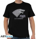 Футболка Game Of Thrones: Winter Is Coming (черный) (M)