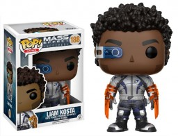 Фигурка Funko POP Games: Mass Effect Andromeda – Liam Kosta (9,5 см)