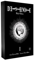 Манга Death Note: Black Edition. Книга 1