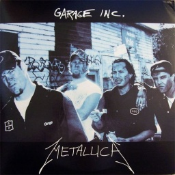 Metallica. Garage Inc (3 LP)