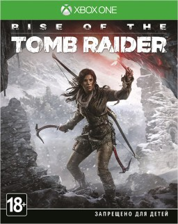 Rise of the Tomb Raider [Xbox One] – Trade-in | Б/У