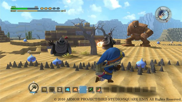 Dragon Quest: Builders. Day One Edition [PS4]