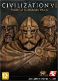 Sid Meier's Civilization VI. Vikings Scenario Pack. Дополнение