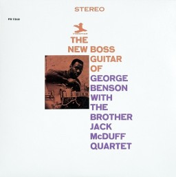 George Benson. The New Boss Guitar (LP)