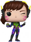 Фигурка Funko POP Games: Overwatch – D.VA Nano Cola (9,5 см)