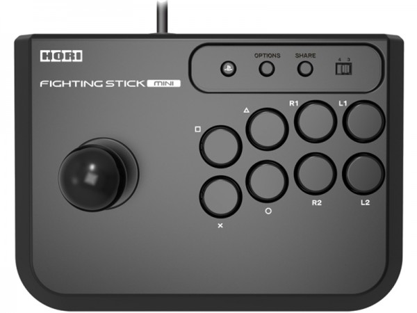Аркадный стик Hori Fighting Stick Mini для PS4 / PS3