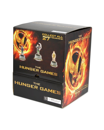 Фигурка The Hunger Games Gravity Booster (в ассортименте) (4 см)