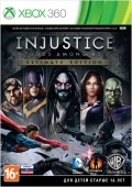 Injustice. Gods Among Us. Ultimate Edition [Xbox 360]