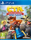 Crash Team Racing Nitro-Fueled [PS4] – Trade-in | Б/У