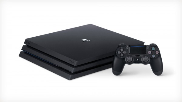 Игровая консоль Sony PlayStation 4 Pro (1TB) Black (CUH-7108В)