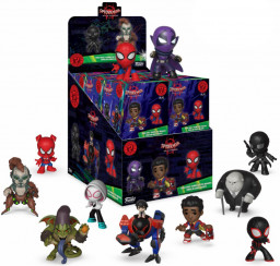 Фигурка Funko Mystery Minis Blind Box: Spider-Man Into The Spider-Verse (1 шт. в ассортименте)