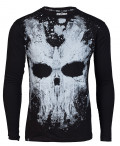 Футболка Marvel: CW Cross Bones Long Sleeve