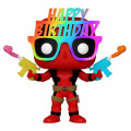 Фигурка Funko POP Marvel: Deadpool 30th – Birthday Glasses Deadpool Bobble-Head (9,5 см)
