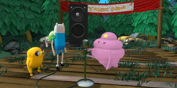Adventure Time: Finn and Jake Investigations [Xbox 360]