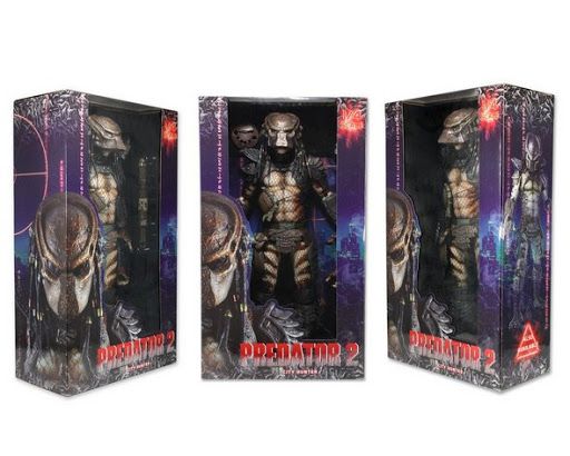 Фигурка Predators 2 1/4 Scale Series 1 Masked City Hunter (48 см)
