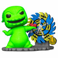 Фигурка Funko POP Disney: The Nightmare Before Christmas – Oogie Boogie With Wheel Glows In The Dark Exclusive