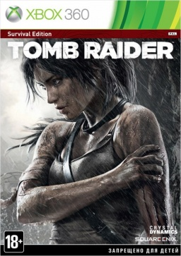 Tomb Raider. Survival Edition [Xbox 360]