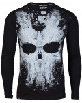 Футболка Marvel Civil War: Cross Bones Long Sleeve