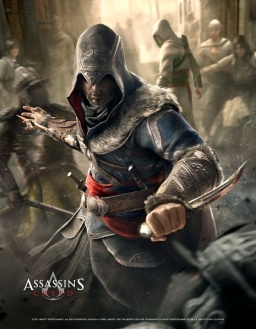 Плакат Assassin's Creed. Fight your way (100 см)