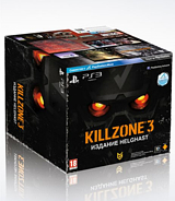 Killzone 3 Helghast Edition (с поддержкой PS Move) [PS3]