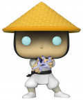 Фигурка Funko POP Games: Mortal Kombat – Raiden (9,5 см)