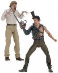 Фигурка NECA: 30th Anniversary Evil Dead 2 – Hero Ash and Deadite Ed Box Set (17 см)