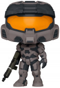 Фигурка Funko POP Halo: Spartan Mark VII with VK78 Commando Rifle (9,5 см)