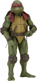 Фигурка NECA: Teenage Mutant Ninja Turtles – Raphael Scale Action Figure (18 см)