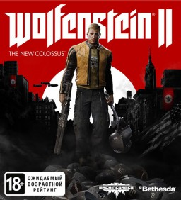 Wolfenstein II: The New Colossus (код загрузки) [PC–Jewel]