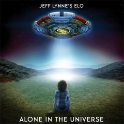 Electric Light Orchestra. Jeff Lynne's ELO. Alone in the Universe (LP)