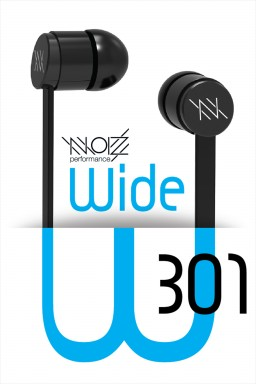 Гарнитура NOIZ Performance W-301 Wide Jet Black