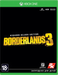 Borderlands 3. Deluxe Edition [Xbox One]