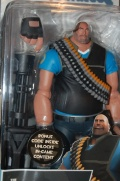 Фигурка Team Fortress Series 2 BLU Heavy (18 см)