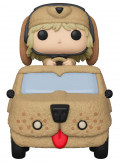 Фигурка Funko POP Rides: Dumb And Dumber – Harry Dunne In Mutt Cutts Van