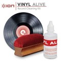 Комплект для очистки винила ION Audio Vinyl Alive