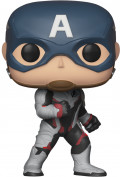 Фигурка Funko POP Marvel: Avengers Endgame – Captain America Bobble-Head (9,5 см)