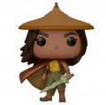 Фигурка Funko POP Disney: Raya And The Last Dragon – Raya (9,5 см)