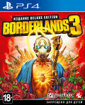 Borderlands 3. Deluxe Edition [PS4]