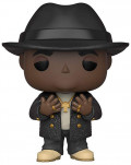 Фигурка Funko POP Rocks: The Notorious B.I.G. – Notorious B.I.G. With Fedora (9,5 см)